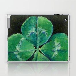 Shamrock Laptop & iPad Skin