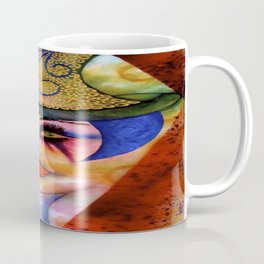 do DOO do DOO: original tetkaART Coffee Mug