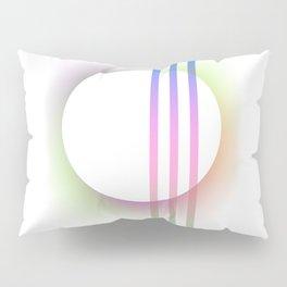 """ Soft Circle"" scandinavian geometric minimalist Pillow Sham"
