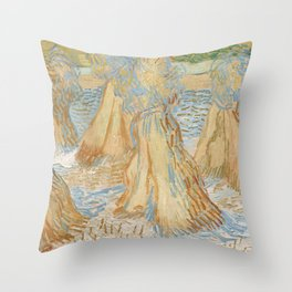 Sheaves of Wheat Throw Pillow
