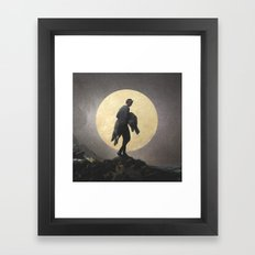 VOLK Framed Art Print