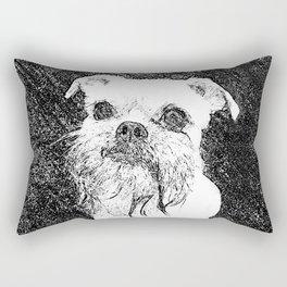 St: Simeon Griffon Bruxellois 10 Rectangular Pillow