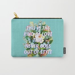 Kind of Love Carry-All Pouch