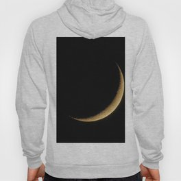 The Moon Sliver (Color) Hoody