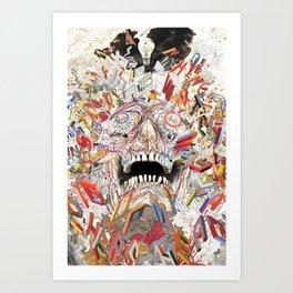 KN/PC: Infinite Jest Art Print