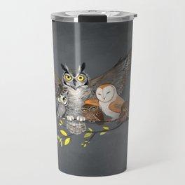 Fukurodani Travel Mug