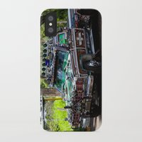 truck iPhone & iPod Cases featuring Truck by Rafael Andres Badell Grau