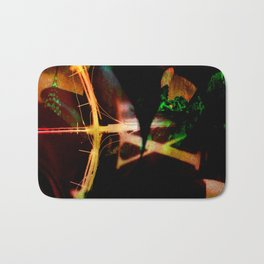 Arc of Time Bath Mat