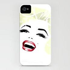 Bombshell Series: Fame - Marilyn Monroe iPhone (4, 4s) Slim Case