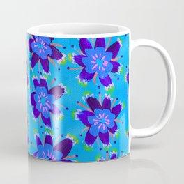 Blueberry Hill Rose Coffee Mug