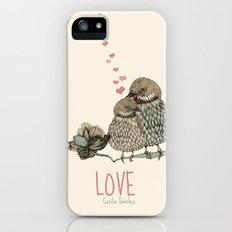 LOVE Slim Case iPhone (5, 5s)