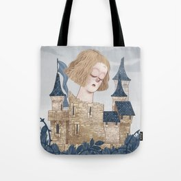 Joan of Arc - Captivity Tote Bag