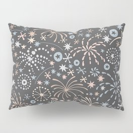 There are fireworks everywhere Pillow Sham