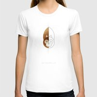 half life T-shirts featuring HALF (squirrel) LIFE by Nillustra™