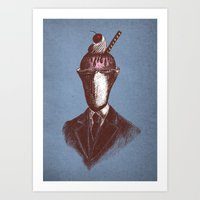 Sundae Best Art Print