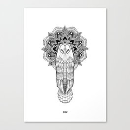 Minute Canvas Print