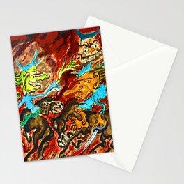 Nils Von Dardel House of Death Stationery Cards