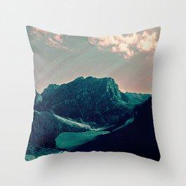 Mountain Call Throw Pillow