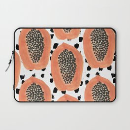Bold Papayas Laptop Sleeve