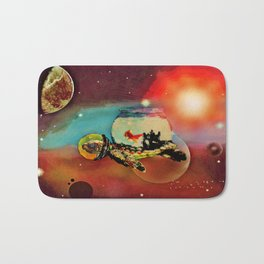 SPACE TURTLE VII - 202 Bath Mat
