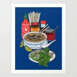 Pho-tastic! Art Print