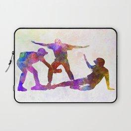 baseball players 03 Laptop Sleeve