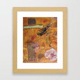 Nature Series 1 Framed Art Print