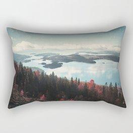The Fjord Rectangular Pillow
