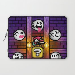 Boos in the Haunted House Laptop Sleeve