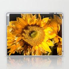sunkissed sunflower Laptop & iPad Skin