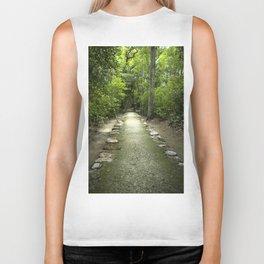Mayan Path Biker Tank