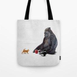 I Should, Koko (Wordless) Tote Bag