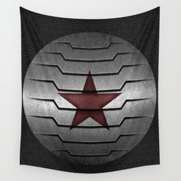 Winter Soldier Arm Wall Tapestry