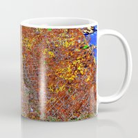 san francisco Mugs featuring san francisco by donphil