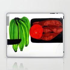 Bananas and Yam Laptop & iPad Skin