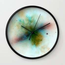 We Are All Made Of Star Dust Wall Clock