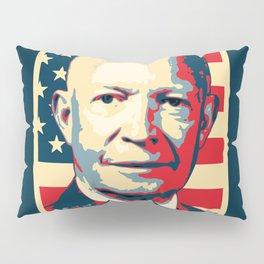 Eisenhower Propaganda Pop Art Pillow Sham