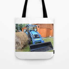 New Holland Workmaster 75 Tractor 1 Tote Bag