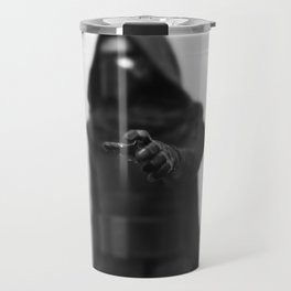 The force is strong with you Travel Mug