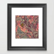 Wrath of Naturally (2) Framed Art Print