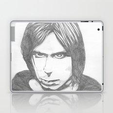 Iggy Pop - Sketch Laptop & iPad Skin