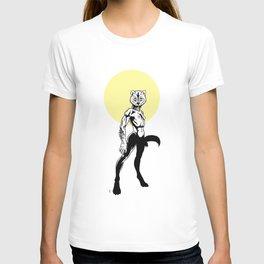 Loup-garou Femme T-shirt