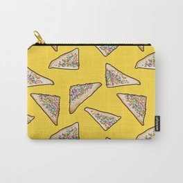 Fairy Bread in Yellow, Aussie 90s birthday party Carry-All Pouch