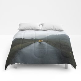 Skyfall - Landscape Photography Comforters