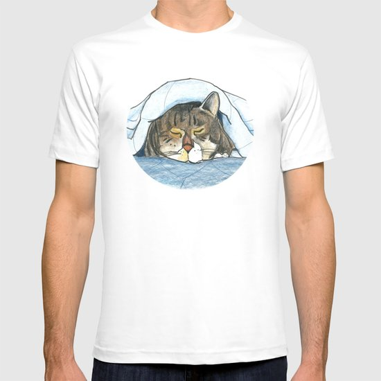 Sleepy Cat T-shirt