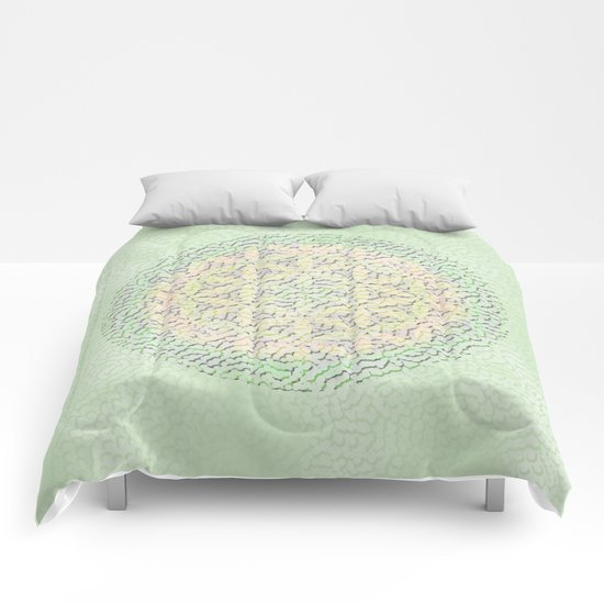 Flower of Life Mandala Comforters