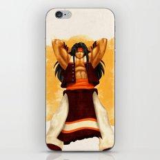 Apache Chief iPhone & iPod Skin
