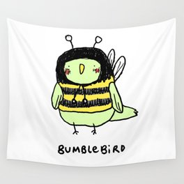 Bumblebird Wall Tapestry