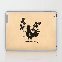 Delaware - State Papercut Print Laptop & iPad Skin