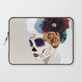 Versailles Skull Laptop Sleeve